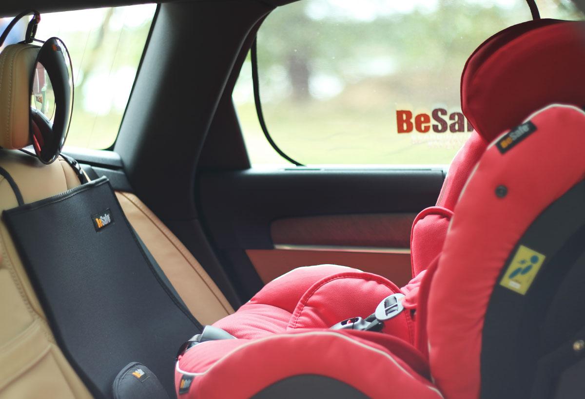 BeSafe kick cover